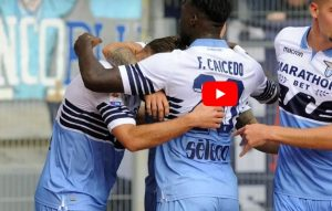 Lazio-Empoli, formazioni ufficiali: Correa e Caicedo vs Farias e Caputo