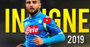 YouTube, Napoli-Sampdoria 3-0: highlights, video gol Milik, Insigne, Verdi
