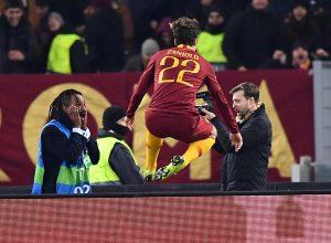 Champions League, Roma-Porto 2-1: Zaniolo doppietta