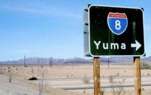 Yuma punto nevralgico della immigrazione clandestina (e del traffico di droga) dal Messico in Usa