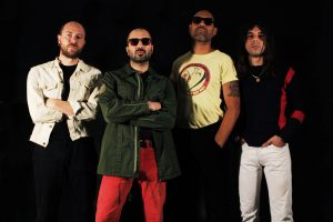 giuda punk band romana