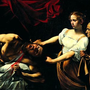 Giuditta e Oloferne caravaggio