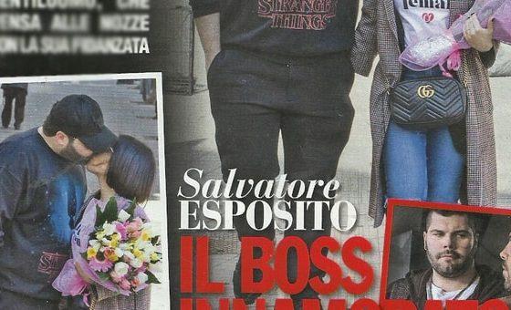 Gomorra, Salvatore Esposito (Genny Savastano) innamorato2