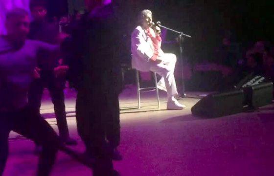 Toto Cutugno, tensione al concerto di Kiev2