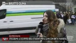 """Agorà, il fuorionda di Laura Tangherlini: """"Volevo faje vede' er bordello"""""""