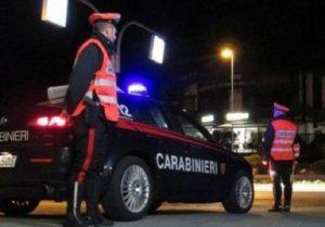 Alessandria della Rocca (Agrigento), lite in piazza: 22enne ucciso a coltellate (foto Ansa)