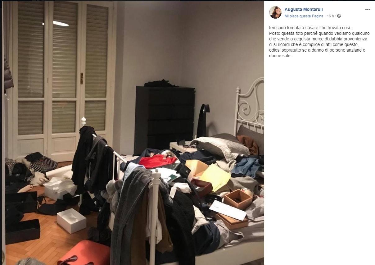Torino, ladri a casa dell'onorevole Montaruli di Fratelli d'Italia: lei posta la FOTO su Facebook2