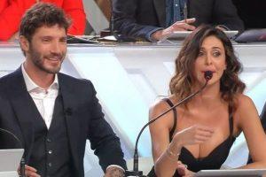 Sanremo Young, Belen Rodriguez e Stefano De Martino insieme da Antonella Clerici