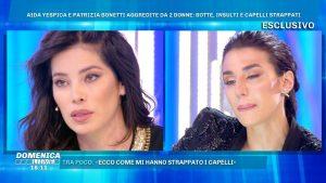 Domenica Live, Patrizia Bonetti e Aida Yespica