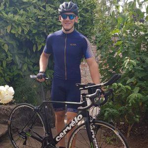 Charlie Condell, giro del mondo in bici a soli 18 anni