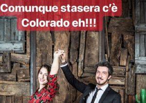 Diana Del Bufalo gelosa di Paolo Ruffini e Belen a Colorado? Su Instagram un indizio...