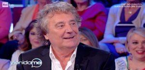 """Vieni da Me, Enzo Iacchetti: """"Io e Guccini siamo stati scartati da Sanremo"""""""