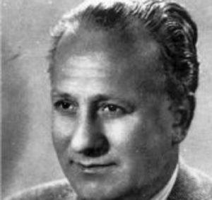 """Lucca, imbrattato il cartello di piazza Erno Erbstein, fu l'allenatore del Grande Torino. Il sindaco: """"Estrema destra strisciante"""" (foto Wikipedia)"""