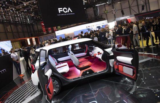 Fiat Centoventi, l'elettrica personalizzabile7