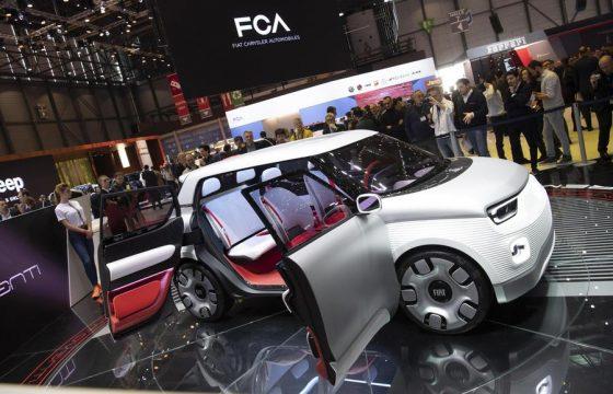 Fiat Centoventi, l'elettrica personalizzabile1