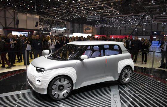 Fiat Centoventi, l'elettrica personalizzabile6