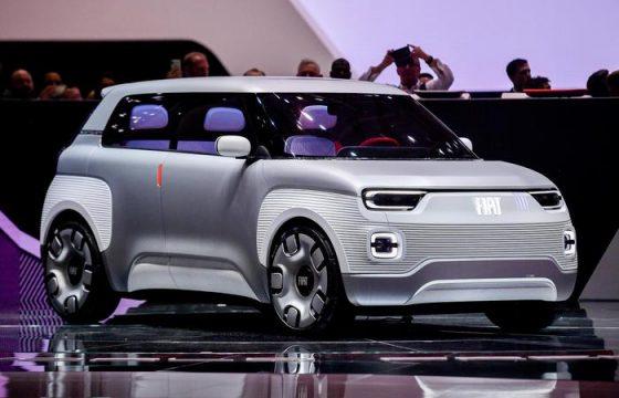 Fiat Centoventi, l'elettrica personalizzabile5