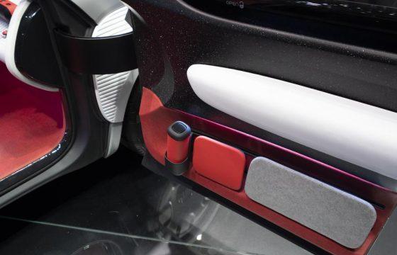Fiat Centoventi, l'elettrica personalizzabile4