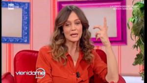 Francesca Cavallin a Caterina Balivo: ho avuto la bulimia