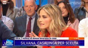 """La Vita in Diretta, Francesca Fialdini perde la calma: """"Questo è opinabile..."""""""