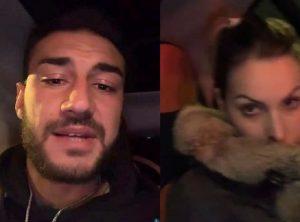 Uomini e Donne, piccolo incidente per Lorenzo Riccardi e Claudia Dionigi