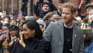 Meghan Markle, Harry e toto nome royal baby: Diana il favorito