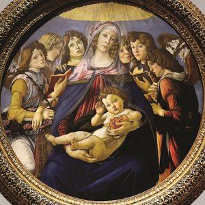 Madonna della Melagrana di Botticelli, scoperta una copia ed è originale