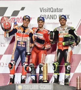 MotoGp, reclamo contro la Ducati: vittoria Dovizioso in Qatar a rischio