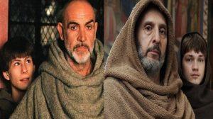 Il nome della Rosa, la serie debutta in tv: sui social è sfida tra John Turturro e Sean Connery