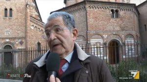 Romano Prodi: Salvini è razzista: Faccia cattiva non risolve problemi