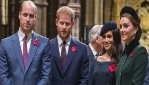Harry e Meghan Markle traslocano a Windsor. William e Kate restano a Kensington Palace