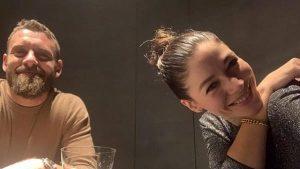 """Sarah Felberbaum: """"Daniele De Rossi è su Facebook ma non lo troverete mai...Ecco perché"""""""