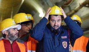 Tav si fa o no? Salvini e Di Maio ci fanno