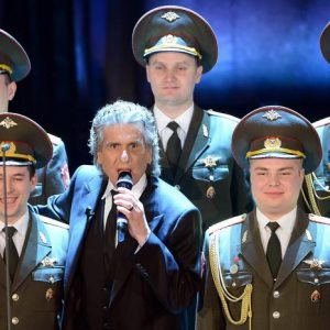 """Toto Cutugno, appello all'Ucraina: """"Sono apolitico, fatemi venire da voi"""""""