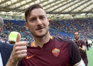 Francesco Totti, se la leggenda della Roma non sa la data del derby