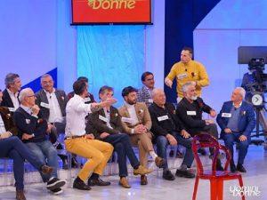 Uomini e Donne, David Scarantino e Riccardo Guarnieri e la rissa in diretta