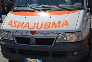 Vicenza, camion non si ferma al posto di blocco e travolge passeggino: grave bimbo di 14 mesi (foto d'archivio Ansa)