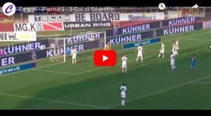 Empoli-Parma 3-3, show di Caputo e Gervinho. Silvestre impatta match al 91'
