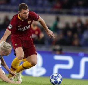 YouTube, Porto-Roma highlights video gol Champions League Dzeko Zaniolo