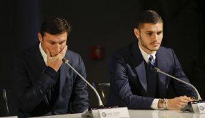 """Zanetti: """"Icardi e Wanda Nara? Troviamo un accordo per il bene dell'Inter"""""""