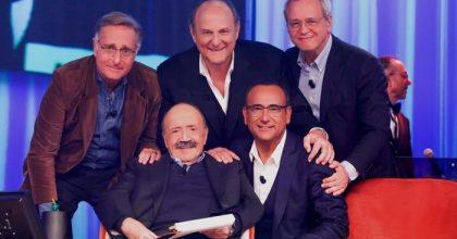 L'Eredità, Carlo Conti al Maurizio Costanzo Show Sostituire Frizzi il momento più duro della carriera6