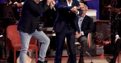 L'Eredità, Carlo Conti al Maurizio Costanzo Show Sostituire Frizzi il momento più duro della carriera3