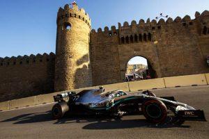Formula 1, Azerbaijan: griglia partenza, Bottas pole. Poi Hamilton e Vettel