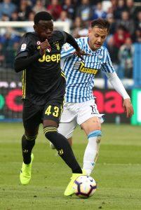 Paolo Gozzi, ecco chi è il calciatore che ha esordito in Spal-Juventus