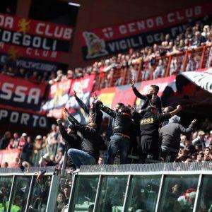 Spal-Genoa, continua protesta ultrà rossoblù: non entreranno allo stadio