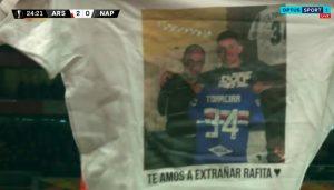 Torreira dedica gol a amico della Sampdoria scomparso di recente