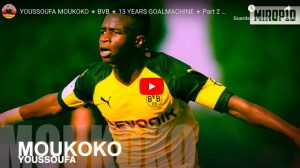 Youssoufa Moukoko, star a 14 anni: contratto da 10 milioni con la Nike