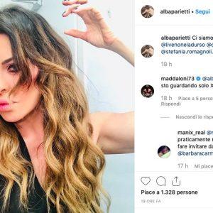 """Alba Parietti: """"Diletta Leotta? Ovvio che la odio... Paola Ferrari come una sorella"""""""