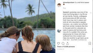 Zalando, Anders Holch Povlsen: 3 dei 4 figli del magnate morti in Sri Lanka