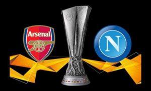 Europa League, dove vedere Arsenal-Napoli in tv o in streaming